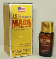 "Мужской возбудитель ""Maca USA Strong Man"""